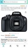 CáMARA REFLEX CANON EOS 4000 D