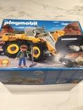 Excavadora Playmobil - foto