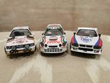 Rallys clásicos Scalextric slot 1/32 - foto
