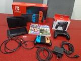 Nintendo Switch y Mando con garantia de - foto