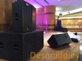 Alquiler de sonido para congresos - foto