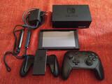 Nintendo Switch + Mando PRO original - foto