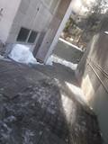 Limpieza de nieve - foto