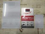 Placas de alarma/OFERTON! - foto