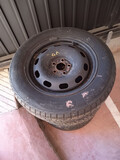 Neumáticos de invierno - foto