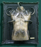esculturas biomecanicos y steampunk - foto