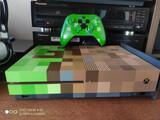 Xbox one s 1 tb edición minecraft - foto