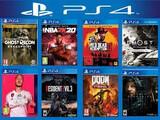 Juegos digitales Ps4 cuenta principal - foto
