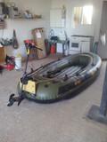 Barca de pesca  - foto