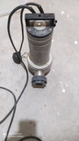 bomba de achique trituradora - foto