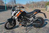 KTM - KTM DUKE 125 ABS - foto
