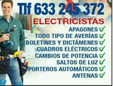 Electricista Urgente Autorizado. - foto