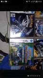 Pack 2 juegos pokemon - foto