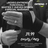 OFERTA MAÑANAS BOXEO RECREATIVO - foto