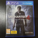 Uncharted 4 - ps4 - foto