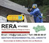 RETIRADA DE URALITAS DESAMIANTADO CADIZ - foto