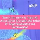 CLASES DE YOGA - foto