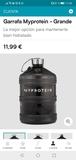Botella Myprotein - foto