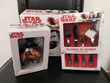 Lote productos Star Wars - foto