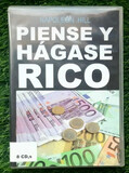 AUDIOLIBRO PIENSE Y HAGASE RICO DE NAPOL - foto