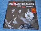 áLBUM LP VINILO RAGE AGAINST THE MACHINE