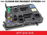 Clonar BSI Peugeot ..3582 - foto