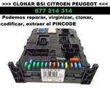 Reparar BSI Peugeot..8182 - foto