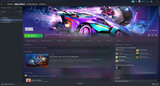 Cuenta del rocket league steam diamante. - foto