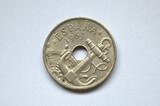 25 centimos de 1963 - foto