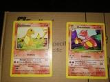 Pack de 2 cartas Pokemon. - foto