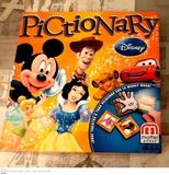 Juego Pictionary Disney Edition. - foto