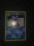Carta Pokemon wartortle 1995-1999 - foto