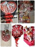 cestas para san valentin - foto