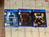 3 juegos PS4 Play Station 4 - foto