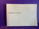 Manual Instrucciones Dacia Radio Classic - foto