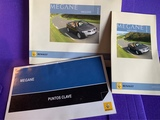 manual instrucciones Renault megane - foto