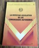 LA POTESTAD LEGISLATIVA DE LAS COMUNIDAD - foto