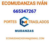Transportes urgentes 24H portes Mudanzas - foto