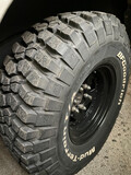 Neumáticos 4x4 - foto