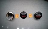 1 Tapabuje rueda Audi letras 60mm - foto
