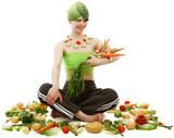 Asesora en dietas personalizadas - foto
