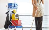 Servicio de limpieza y mantenimiento. - foto