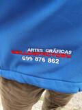 Personalización textil para tiendas - foto