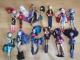 13 figuras Monster High de 30cm - foto
