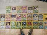 vendo cartas pokemon primera edición - foto