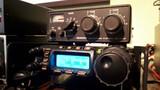 Yaesu ft857 y acoplador AT130 - foto