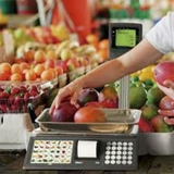 se vende peso/balanza (fruta & verduras) - foto