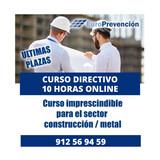 TPC · PRL DIRECTIVO 10 HORAS - CURSO PRL - foto