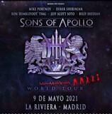 (2) Sons of Apollo (Madrid), 9/5/2021, - foto