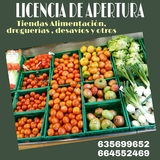 Licencia Apertura Tiendas alimentación - foto